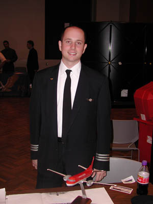 Matt - Private 2 ATP.com Staff Member and Airline pilot