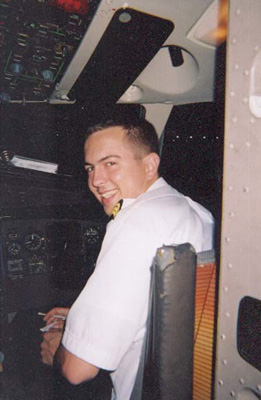 Mike - Private 2 ATP.com Staff Member and Airline pilot
